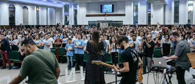 Mais de 2,5 mil adolescentes participam do 16º Congresso da UNIAADJO