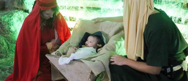 Apresentações de Natal emocionam centenas de famílias na IEADJO