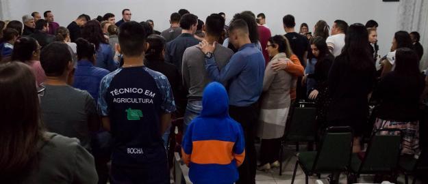 125 conversões em Caibi marcam mais uma edição do Doe Suas Férias Para Cristo