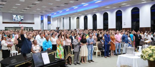 """Culto da Virada: IEADJO lança temática oficial 2020, """"Todos por Uma Igreja Mais Relevante"""""""
