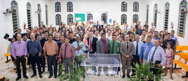 UMADJO promove 15º Doe suas férias para Cristo