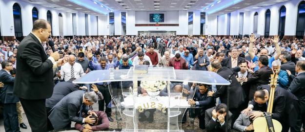 Poder de Deus envolve obreiros em primeira Reunião Geral de 2020