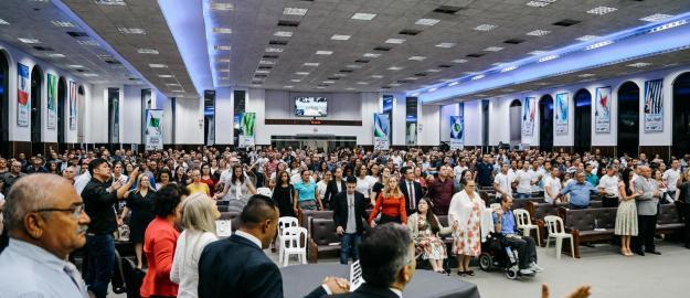 IEADJO recebe mais de 3,3 mil inscritos em 10ª Oficina de Discipulado para o Brasil