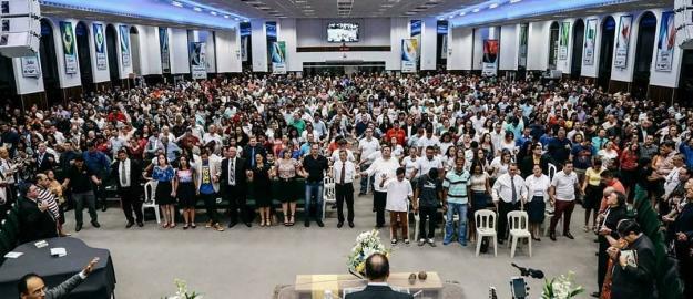 8ª Oficina Discipulado para o Brasil na IEADJO