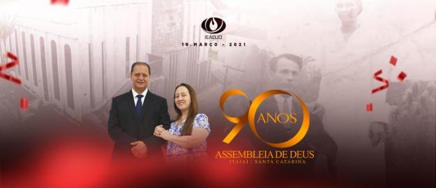 Assembleia de Deus: 90 anos em Santa Catarina