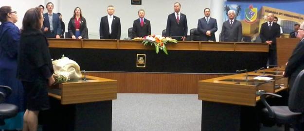 Câmara dos Vereadores de Joinville homenageiam os 80 anos da IEADJO
