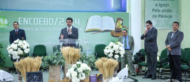 Valorização do Ensino Bíblico no ENCOEBD 2014