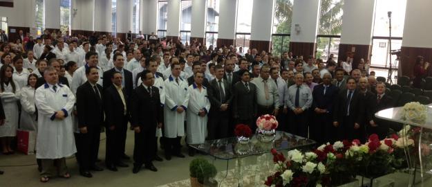 IEADJO realiza o 4º Batismo de 2013