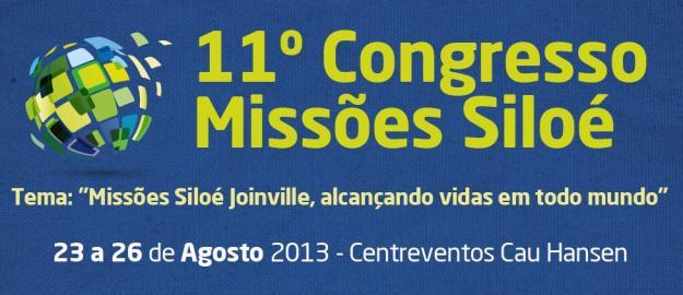 11º Congresso de Missões Siloé