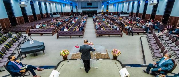 IEADJO promove palestra para futuros evangelistas locais