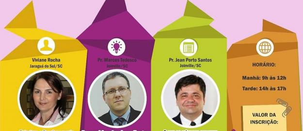 CIADESCP promove Capacitar Kids para a 4ª Região em Joinville