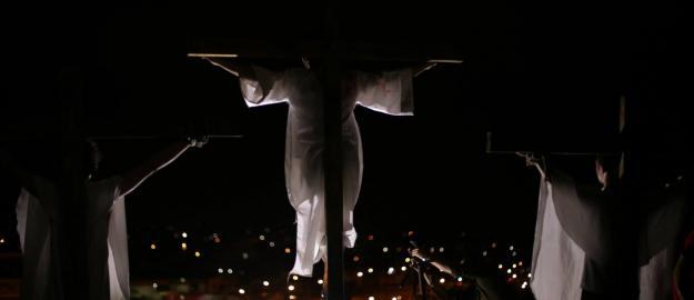 """Teatro """"A Paixão de Cristo"""" tem recorde de público"""