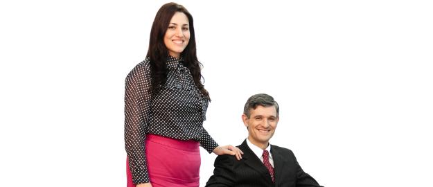 Cássio Rodrigo Ruthes e Josiane F. da Silva Ruthes