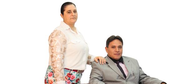 Clair Sampaio e Ivonete Carneiro Sampaio