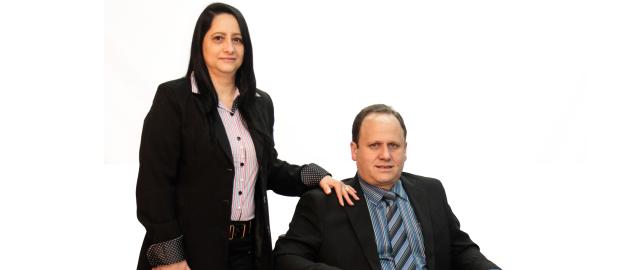 Daniel Mello e Berenice T. dos Santos Mello