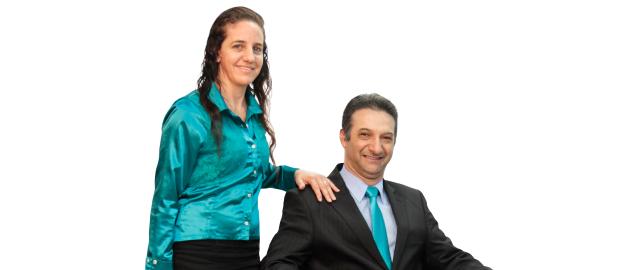Dorvalino de Oliveira e Marizete Zanivan de Oliveira