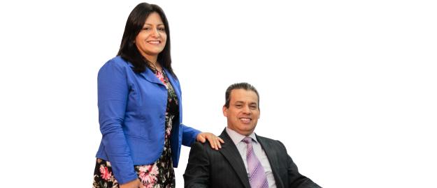 Jose Amilton Vieira Da Cruz e Mareci Terezinha Padilha Cruz