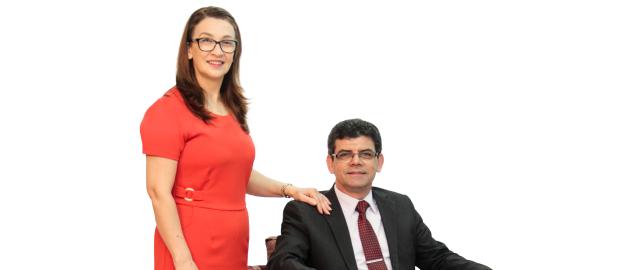 Josias Rosa e Áurea F. Vieira Rosa