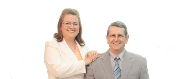 Leandro Ferreira e Marileusa Sabino Ferreira