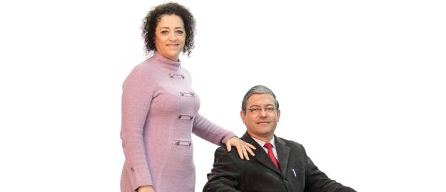 Marcos Tobler e Marli Pereira Tobler