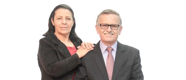 Paulo Roberto e Jucélia Roberto