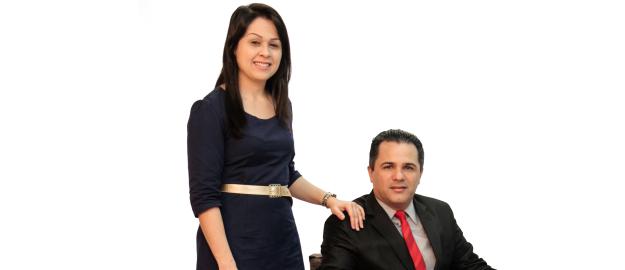 Rangel Elias e Naiara Silvana da Silva