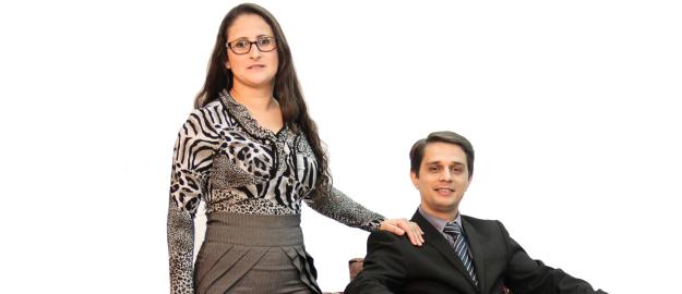 Ricardo Adir e Elisangela P. M. Santos